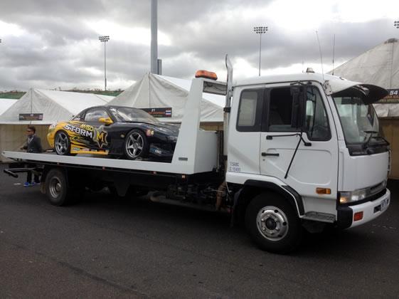 Car Broken Down?