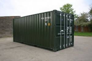 20ft Container Transport Melbourne