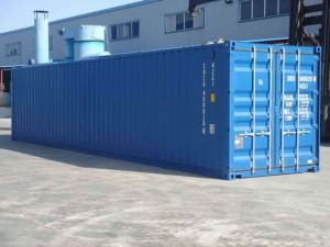 40ft Container Transport Melbourne