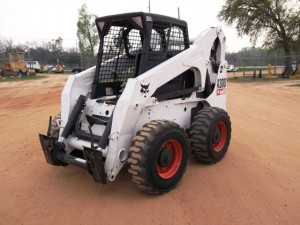 All Wheel Steer Loader Bobcat Transport Melbourne