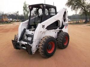 All Wheel Steer Loader Bobcat Transport Melbourne