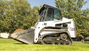 Compact Track Loader Bobcat Transport Melbourne
