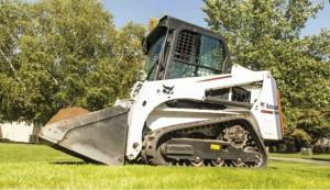 Compact Track Loader Bobcat Transport Melbourne