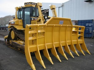 Dozer Rake Transport Melbourne