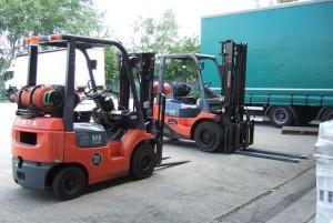 Forklift Transport Melbourne