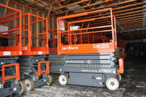 Scissor Lift Transport Melbourne