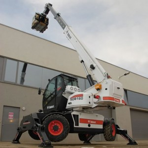 Telehandlers Transport Melbourne