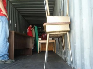 20ft Container Relocation Melbourne