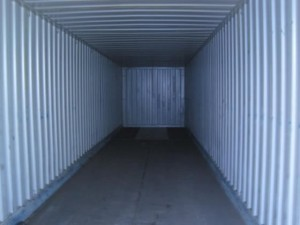 40ft Container Relocation Melbourne