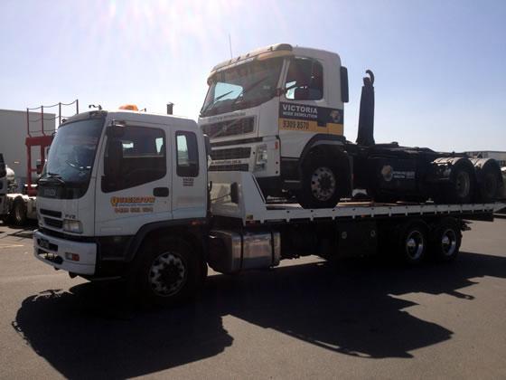 Interstate Truck Transport Melbourne