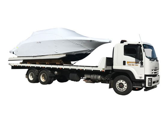 Boat Transport Melbourne