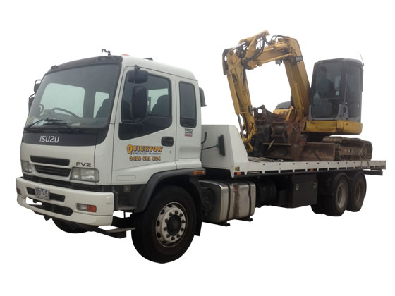 Machinery Transport Melbourne