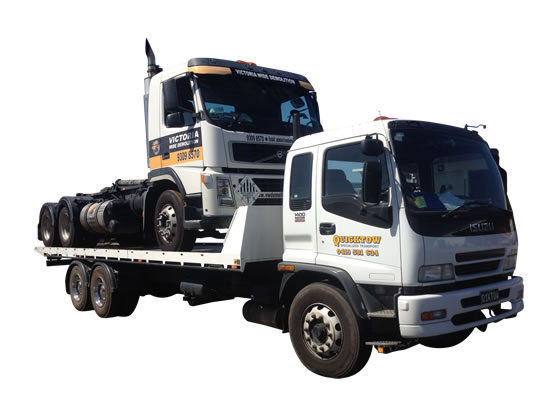 Truck Transport Melbourne