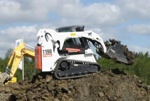 Skid Steer Loader Bobcat Transport Melbourne